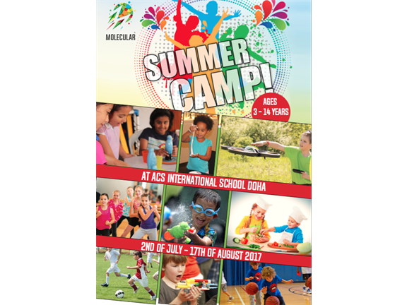 Summer Camp at ACS International School, biletino, Molecular