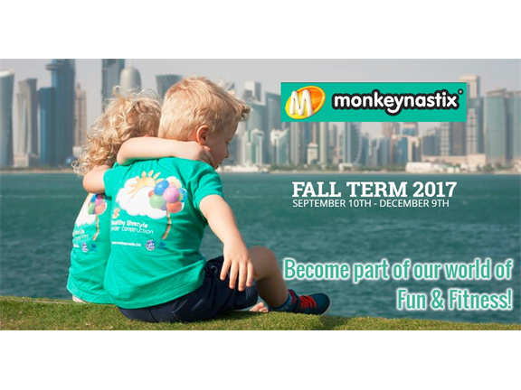Register for Monkeynastix now!, biletino, Monkeynastix