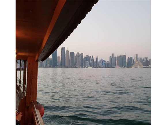 DINE AT THE FLOATING DHOW RESTAURANT, biletino, 365 Adventures - Qatar