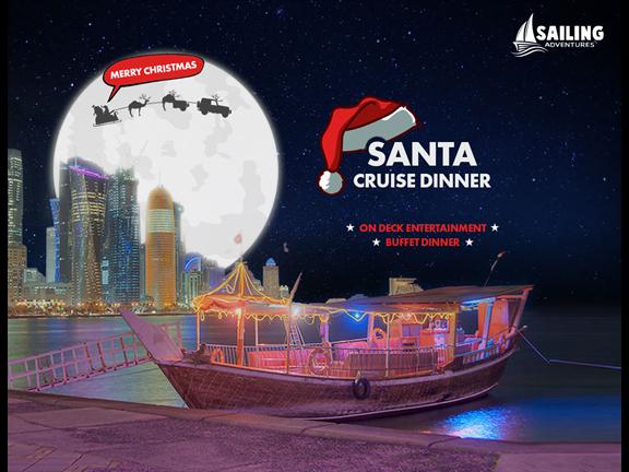 Santa Cruise Dinner - A Christmas Special, biletino, 365 Adventures - Qatar