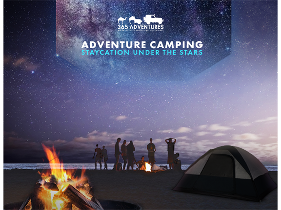 Staycations Under the Stars, biletino, 365 Adventures - Qatar