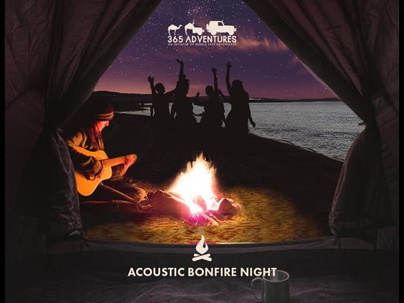 Acoustic Bonfire Night, biletino, 365 Adventures - Qatar