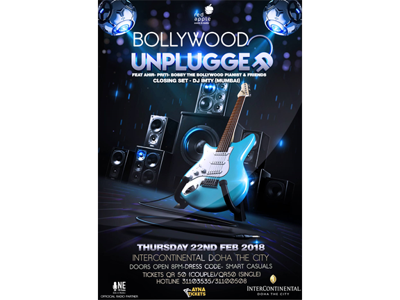 Bollywood Unplugged, biletino, Red Apple Events & Media