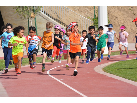 Qatar Foundation Junior Duathlon Series - Race 2 - 27th April, biletino, TriClub Doha