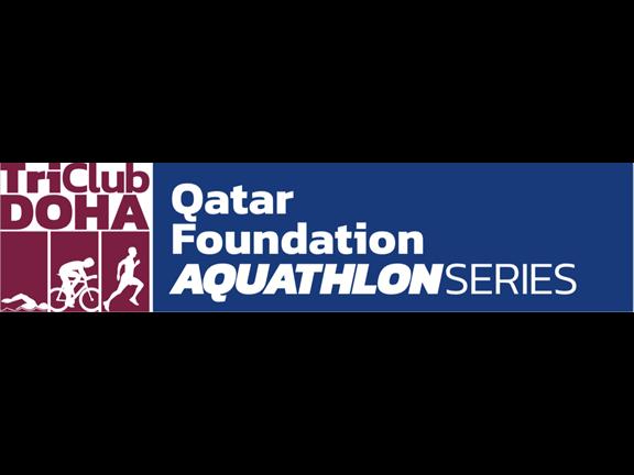 Qatar Foundation Aquathlon Series Race 2 - May 11th - by TriClub Doha, biletino, TriClub Doha
