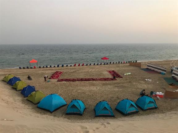 QEW Sleep Under The Stars (Adventure Camping), biletino, 365 Adventures - Qatar