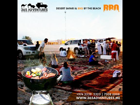 Sunrise Desert Safari (Shared) - 10 August, biletino, 365 Adventures - Qatar