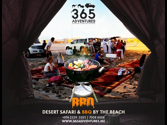 EID SPECIAL - Desert Safari and BBQ by the Beach, biletino, 365 Adventures - Qatar
