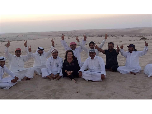 QEW Trip to the desert for ladies with 365 Adventures, biletino, 365 Adventures - Qatar