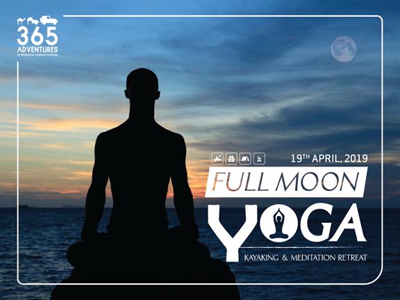 Full Moon Yoga Kayaking & Meditation Retreat, biletino, 365 Adventures - Qatar