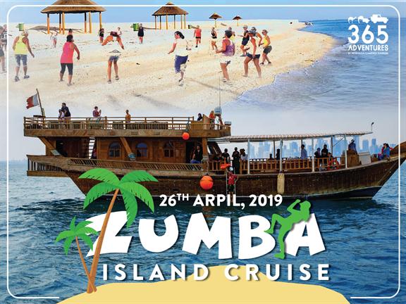 Zumba Island Cruise, biletino, 365 Adventures - Qatar