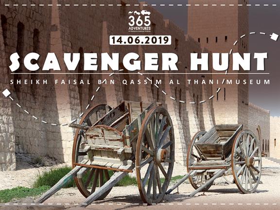 Scavenger Hunt in Sheikh Faisal Bin Qassim Al Thani Museum, biletino, 365 Adventures - Qatar