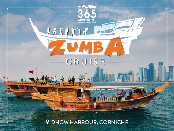 Zumba Cruise, biletino, 365 Adventures - Qatar