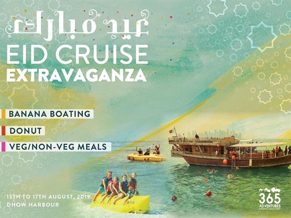 Eid Cruise Extravaganza, biletino, 365 Adventures - Qatar