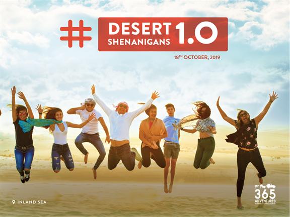 #Desert Shenanigans 1.0, biletino, 365 Adventures - Qatar