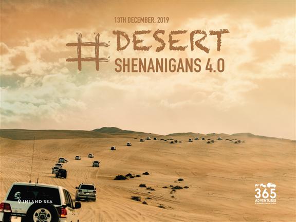 #DesertShenanigans4.0, biletino, 365 Adventures - Qatar
