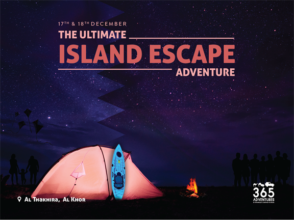The Ultimate Island Escape Adventure, biletino, 365 Adventures - Qatar