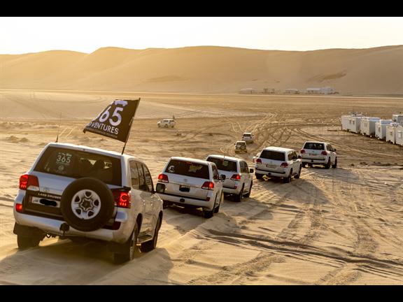 Quickie to the Desert QAR 139 OFFER (FEBRUARY 2020), biletino, 365 Adventures - Qatar