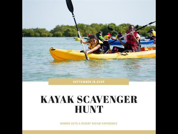 Lost in Paradise: Scavenger Hunt, biletino, 365 Adventures - Qatar