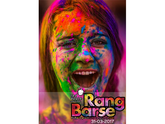RANG BARSE - THE PREMIUM FESTIVAL OF COLORS, biletino, Red Apple Events & Media